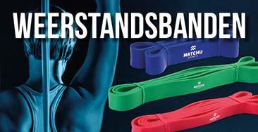 weerstandsbanden | fitnessbanden | elastische banden