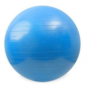 fitnessbal blauw | fitness bal 75 cm | gymbal