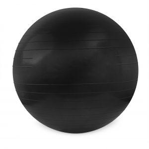 fitnessball zwart 85 cm | gymbal