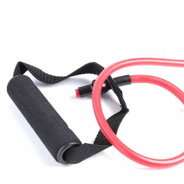 fitness elastiek met handvat
