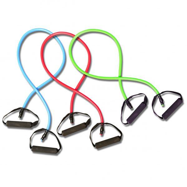 Afbeelding van Fitness elastieken set