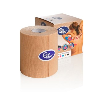 CureTape beige 7,5 cm | kinesiotape | medical tape