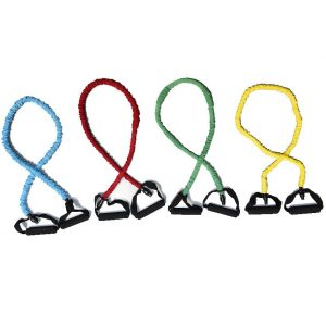 Fitness elastiek DeLuxe