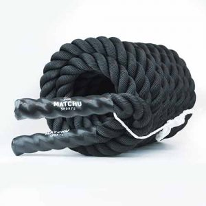 battle rope - matchu sports