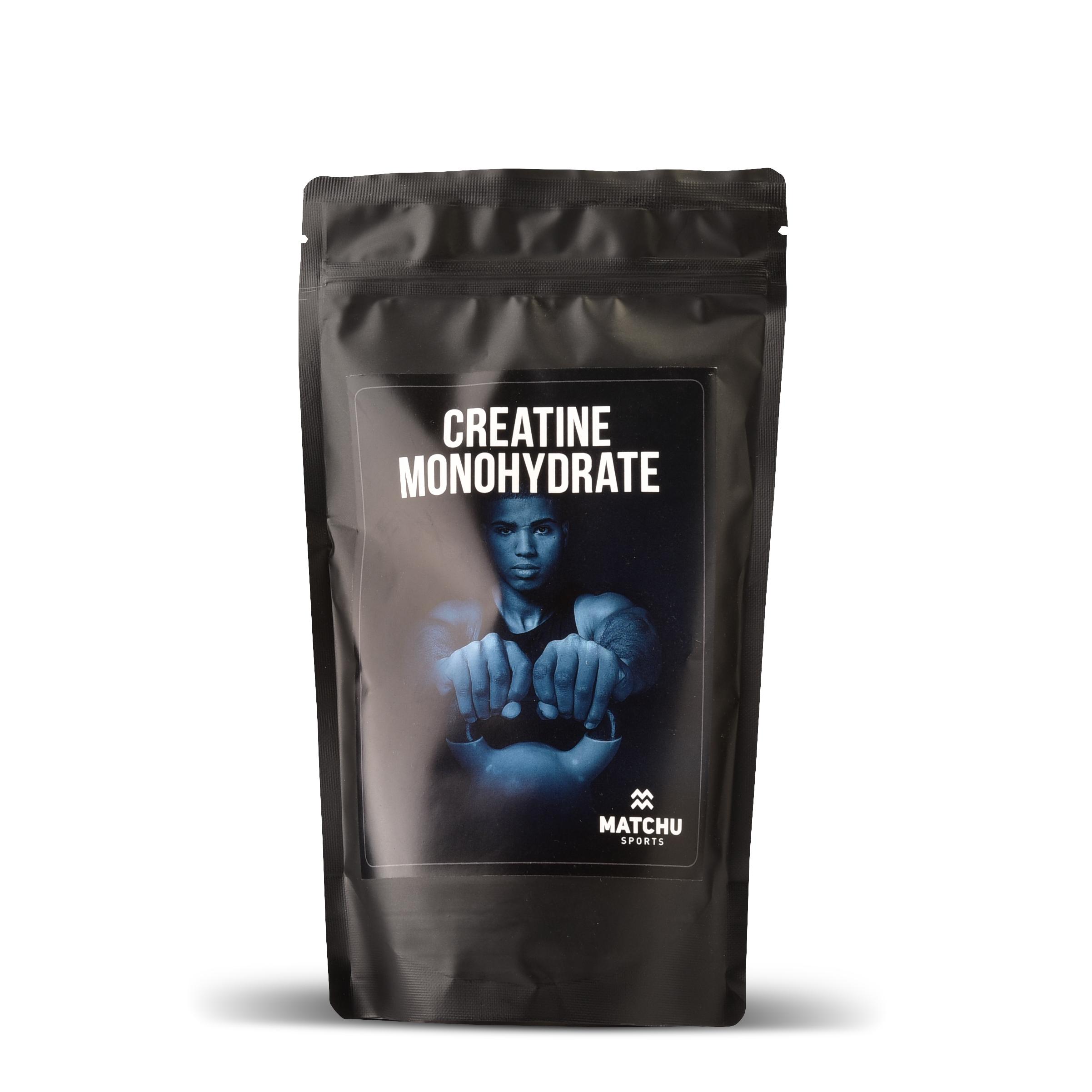 Afbeelding van Creatine Monohydraat 450 gr