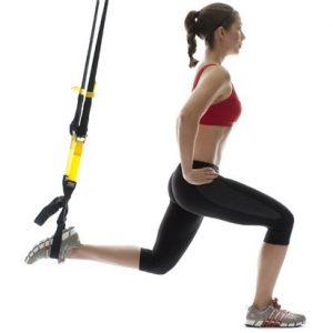 suspension trainer lunge