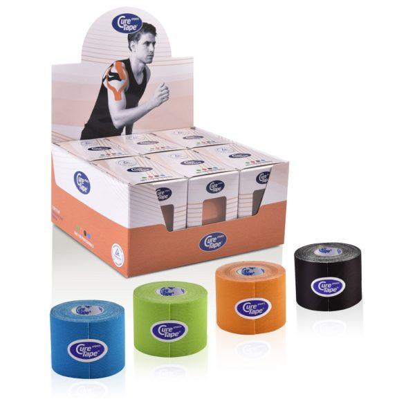 CureTape Sports   kinesiotape   medical tape