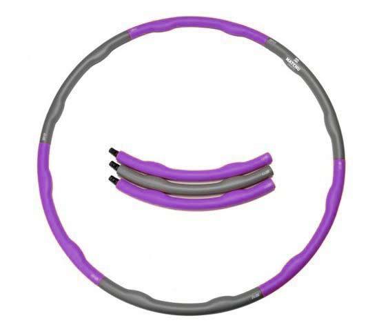 Hula-hoop-paars