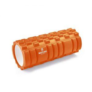 Matchu Sports foam roller oranje