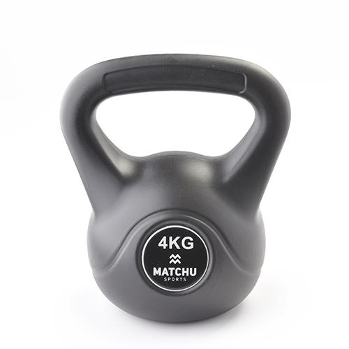 Kettlebell 4kg - matchu sports