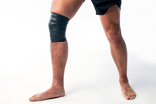 Knie flossing - matchu sports