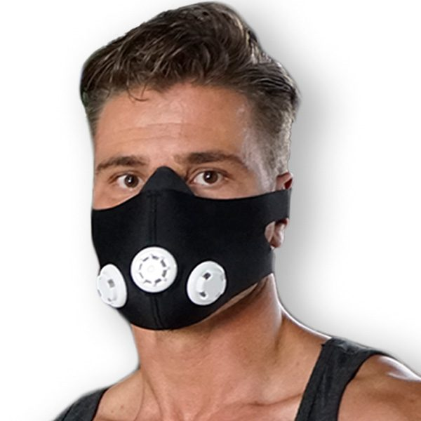 elevation mask | trainingsmasker | fitnessmasker