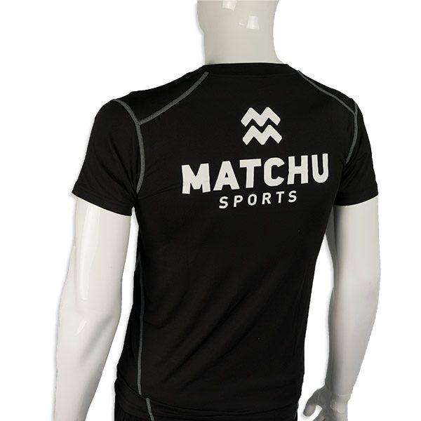 shirt schuin achter - matchu sports