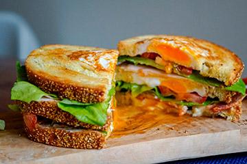 recept super sandwich | gezond recept | gezonde sandwich