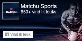 Matchu Sports Facebook widget